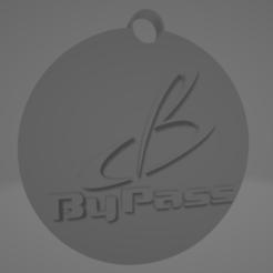descarga (13).png Télécharger fichier STL Llavero de ByPass - Discoteca de Bariloche • Objet imprimable en 3D, MartinAonL