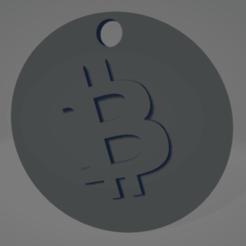 descarga (43).png Télécharger fichier STL Porte-clés Bitcoin Cash - Llavero de Bitcoin Cash • Objet imprimable en 3D, MartinAonL