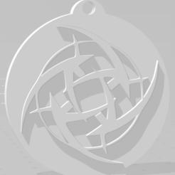 descarga (7).png Download STL file Ninjas in Pyjamas (NiP) keychain • 3D printing design, MartinAonL