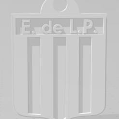 Download 3D printer templates Llavero de Estudiantes de La Plata, MartinAonL