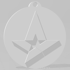 Download STL files Astralis keychain, MartinAonL