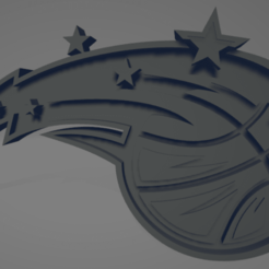 descarga - 2020-12-22T183438.382.png Download STL file Orlando Magic keychain • 3D printable design, MartinAonL