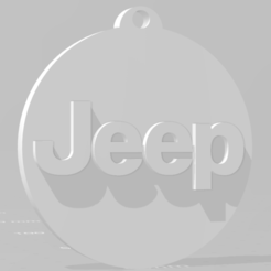 descarga (72).png Download STL file Llavero de Jeep - Jeep keychain • 3D printer template, MartinAonL