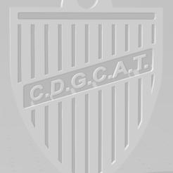 Download 3D printing templates Llavero de Godoy Cruz, MartinAonL