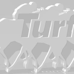 Download 3D printer designs Llavero de Turf, MartinAonL