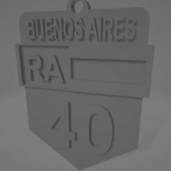 descarga (32).png Télécharger fichier STL Llavero de la Ruta 40 • Plan à imprimer en 3D, MartinAonL