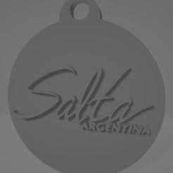 descarga (33).png Télécharger fichier STL Llavero de Salta • Modèle à imprimer en 3D, MartinAonL