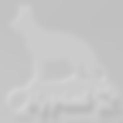 Télécharger fichier 3D Mon ami porte-clés - Chien, MartinAonL