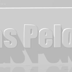 Download 3D printing models Llavero de Las Pelotas, MartinAonL