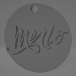 descarga (26).png Télécharger fichier STL Llavero de Merlo, San Luis • Plan pour impression 3D, MartinAonL