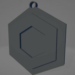 descarga (44).png Télécharger fichier STL Porte-clés en maille de chaîne - Llavero de Chainlink • Modèle pour imprimante 3D, MartinAonL