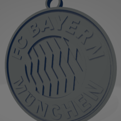 descarga - 2021-01-05T105755.614.png Download STL file Bayern München keychain  • 3D printable template, MartinAonL