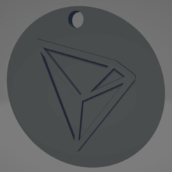 descarga (57).png Download STL file Tron keychain - Llavero de Tron • 3D printable template, MartinAonL