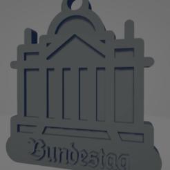descarga - 2021-01-05T111858.396.png Download STL file Bundestag keychain • 3D printer model, MartinAonL