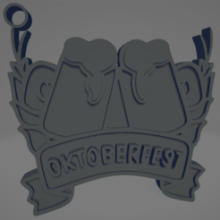descarga - 2021-01-05T111017.279.png Download STL file Oktoberfest keychain • 3D printer object, MartinAonL