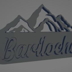 descarga (11).png Télécharger fichier STL Llavero de Bariloche • Design à imprimer en 3D, MartinAonL