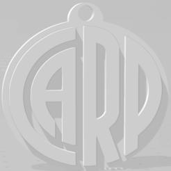Download 3D model Llavero de River Plate, MartinAonL