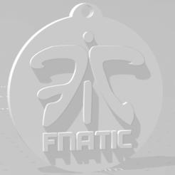 descarga (2).png Download STL file Fnatic keychain • 3D printable template, MartinAonL