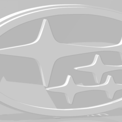descarga (89).png Download STL file Llavero de Subaru - Subaru keychain • 3D printing design, MartinAonL