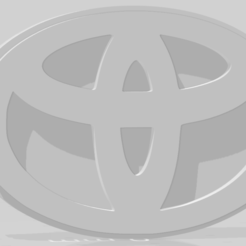 descarga (91).png Télécharger fichier STL Llavero de Toyota - Porte-clés Toyota • Modèle pour impression 3D, MartinAonL
