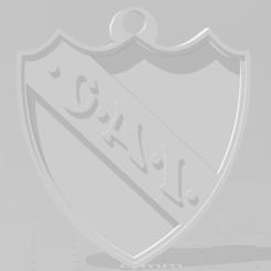 Download 3D print files Llavero de Independiente, MartinAonL