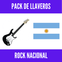 Download STL Pack de llaveros bicapa - Bandas de Rock Nacional, MartinAonL