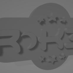 descarga (16).png Download STL file Llavero de Roket - Discoteca de Bariloche • 3D printing object, MartinAonL