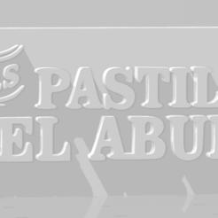 Download 3D printer files Llavero de Las Pastillas del Abuelo, MartinAonL