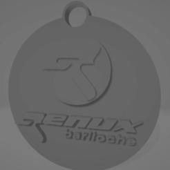 descarga (14).png Télécharger fichier STL Llavero de Genux - Discoteca de Bariloche • Modèle à imprimer en 3D, MartinAonL