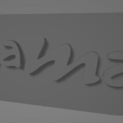descarga (28).png Télécharger fichier STL Llavero de Pinamar • Design imprimable en 3D, MartinAonL