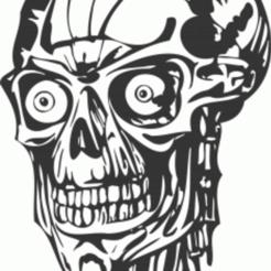 skull.png Télécharger fichier STL gratuit skull • Plan à imprimer en 3D, hachemibeyou