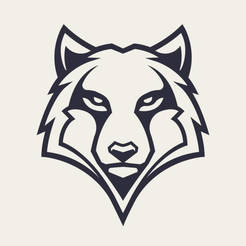 wolf.jpg Download free STL file wolf • 3D print model, hachemibeyou