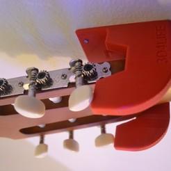DSC_0016.JPG Télécharger fichier STL gratuit porte-guitare • Plan pour impression 3D, 3d4life