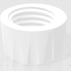 knob.PNG Télécharger fichier STL gratuit Tendeur axe X - Tarantula Pro • Design à imprimer en 3D, dom_798
