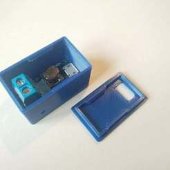 IMG_20200313_165535.jpg Download free STL file Snapfit Enclosure for MT3608 DC-DC Adjustable Boost Module with Micro USB • 3D printer model, SimonSeghers