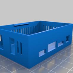 Orange_Pi_Lite_Case.png Download free STL file Orange Pi Lite Snapfit Enclosure • Model to 3D print, SimonSeghers
