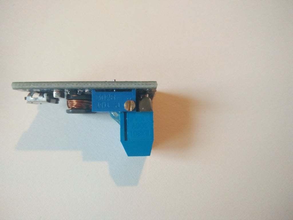 IMG_20200313_170946.jpg Télécharger fichier STL gratuit Boîtier Snapfit pour le module d'amplification réglable DC-DC MT3608 avec micro USB • Plan pour impression 3D, SimonSeghers