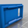 Top_Cover.png Télécharger fichier STL gratuit Boîtier Snapfit pour le module d'amplification réglable DC-DC MT3608 avec micro USB • Plan pour impression 3D, SimonSeghers
