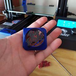 Descargar archivo 3D Amplificador cooler Ender 3 - Ender 3 PRO - Ender 5, bigfurest