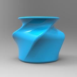 Descargar modelos 3D para imprimir Maceta estrangulada 2, bigfurest