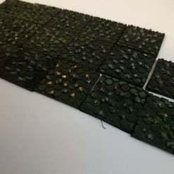 Impresiones 3D gratis Necron Scarab Swarm proxy, uamila