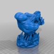 Download free 3D model Wicked Marvel Hulk 3d Bust: Avengers STL ready for printing, Wicked