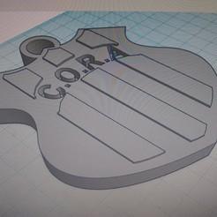 Télécharger objet 3D gratuit CORA, matiasgomezar