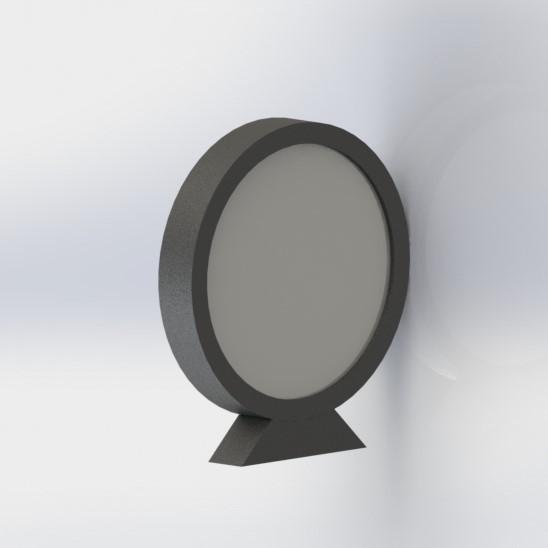 lampara.JPG Télécharger fichier STL gratuit Lampe à leds avec lettres • Objet pour impression 3D, JPool