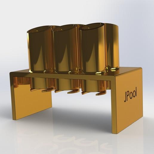 dispensador.JPG Télécharger fichier STL gratuit Distributeur de pièces de monnaie ? • Objet pour imprimante 3D, JPool