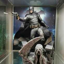 IMG-20210114-WA0025.jpg Télécharger fichier OBJ Diorama de Batman • Plan pour imprimante 3D, Printe3D
