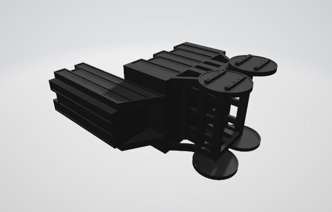 Captura_2.JPG Télécharger fichier 3MF gratuit Chariot de combat Warhammer • Objet pour imprimante 3D, JPool