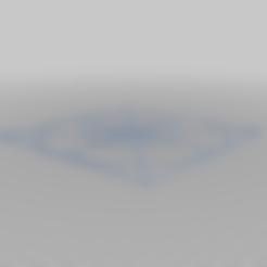 Download free 3D model Bed align test, Montero3DDesign