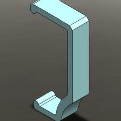 pince_nappe.png Télécharger fichier STL gratuit Pince pour nappe (DreamGARDEN) • Design pour impression 3D, weaselstar