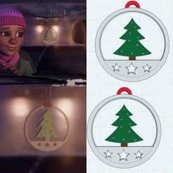 IMG_20201119_231634.jpg Télécharger fichier STL Décoration de Noël de McDonald's • Design pour impression 3D, izombie16
